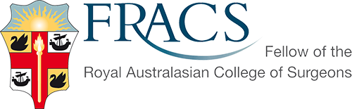 Fellow of the Royal Australasian College of Surgeons Logo